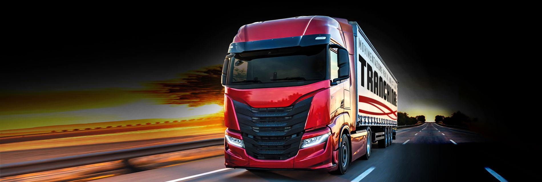 tranchina movimentazione veicoli industriali